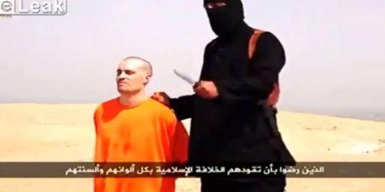El espeluznante vídeo de la decapitación del periodista James Foley a manos de los yihadistas del Estado Islámico