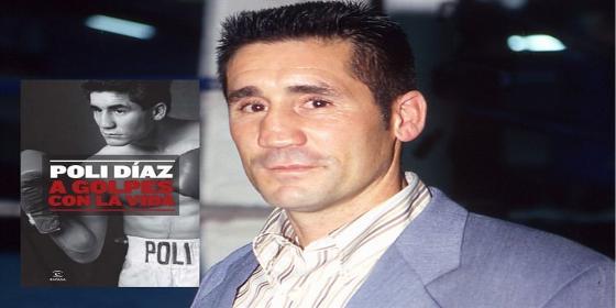 Poli Díaz, detenido tras enzarzarse con dos policías y abollarles el coche patrulla a mamporros