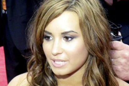 La sensual Demi Lovato, la más deseada por la firma Skerchers