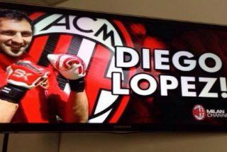 El Milan anuncia el fichaje de Diego López