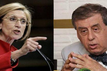 La guerra en UPyD está servida: Díez se la devuelve a Sosa Wagner