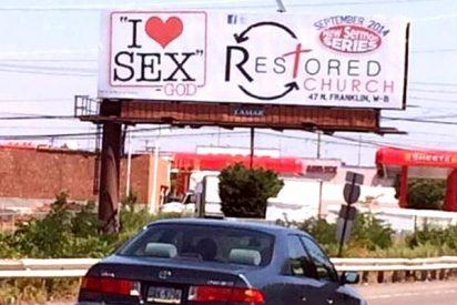 """""""Dios ama el sexo"""""""