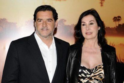 José Campos, exmarido de Carmen Martínez-Bordiú, padre de una niña