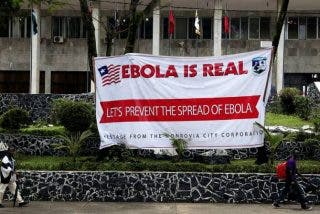 """Las iglesias de Liberia creen que el ébola """"es un castigo de Dios"""""""