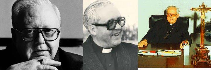 "Ramón Echarren, un obispo que practicó la Iglesia ""en salida"""