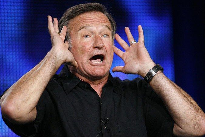 La causa de la muerte de Robin Williams: mal de dinero, mal de películas y un cinturón