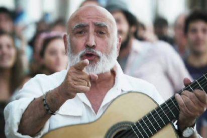 Muere de un cáncer de pulmón a los 79 años Peret, el padre de la rumba catalana