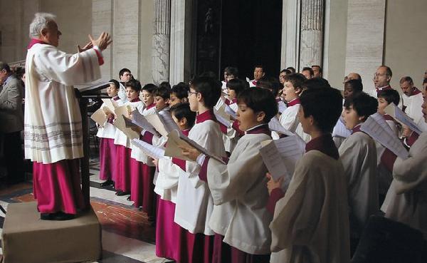 El Coro de la Capilla Sixtina hará una gira por Asia