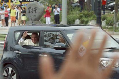 Se disparan las ventas del coche que el papa usó en Corea del Sur