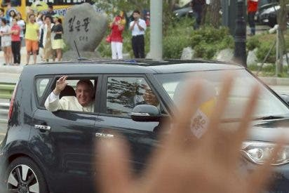 Kia regalará al Papa el coche que utilizó durante su viaje a Corea del Sur