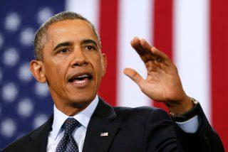 """Barack Obama: """"No vamos a dejar que los yihadistas creen un califato en Siria e Irak"""""""