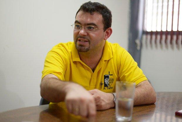El Padre Toño continúa en tratamiento psicológico en prisión