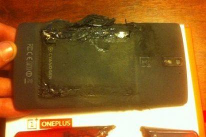 Explota un 'smartphone' OnePlus One en el bolsillo de su dueño