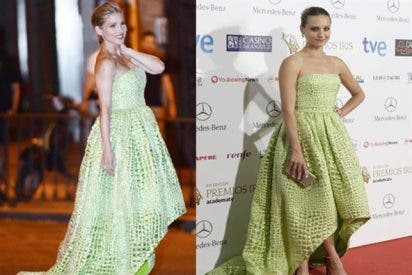 Elsa Pataky y Michelle Jenner descubren que van vestidas igual y pillan un cabreo