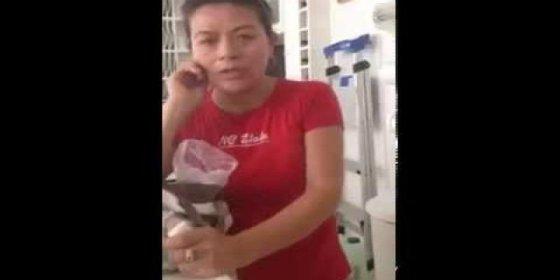 Humillan a la empleada doméstica por coger comida para su hijo y suben el vídeo