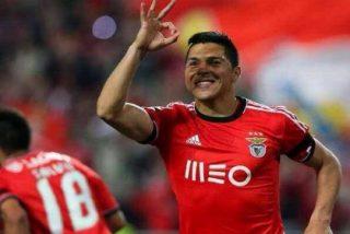 El Benfica aprieta al Valencia por Enzo