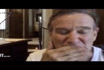 Las últimas palabras antes de suicidarse de Robin Williams a una enferma de cáncer