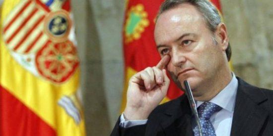 La pena del telediario que aplica Alberto Fabra a los suyos causa una rebelión