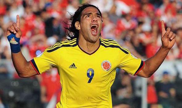 El Real Madrid, pendiente del regreso del colombiano Radamel Falcao