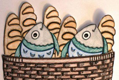 Para empezar, bastan cinco panes y dos peces