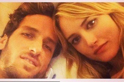 El tenista Feliciano López y la modelo Alba Carrillo, amor en la distancia