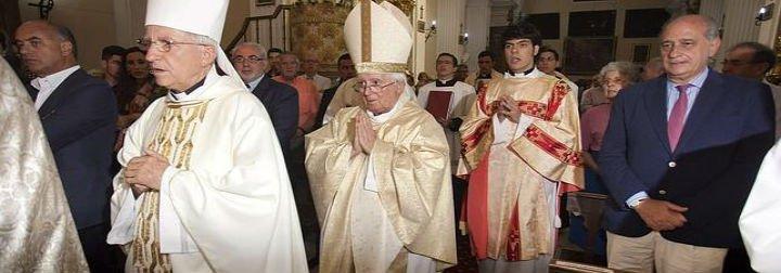 Fernández Díaz convencido de que el Papa visitará Ávila y Alba de Tormes