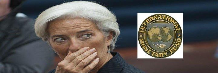 Lagarde no piensa bajarse de su atalaya pese a su imputación por presunta corrupción