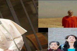 El Papa Francisco se quedó impresionado por la fe de la madre de James Foley