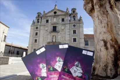 """Santa Teresa """"iluminará"""" Ávila este fin de semana"""