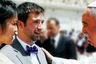 El Papa casará a una veintena de parejas en San Pedro el próximo 14 de septiembre