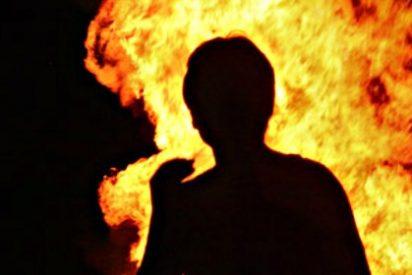 Valencia: detienen a dos hombres por quemar viva a una joven