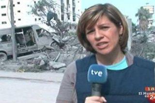 """La embajada de Israel acusa a una corresponsal de TVE de ser """"activista de Hamás"""""""