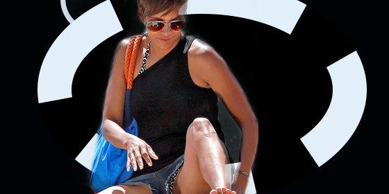 El descuido en la playa de Halle Berry da la vuelta al planeta