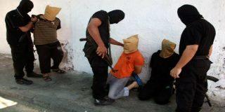 Hamás asesina en público a 18 palestinos acusados de haber colaborado con Israel