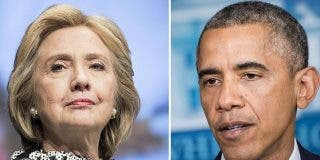 Barack Obama y Hillary Clinton: ¿El divorcio definitivo?