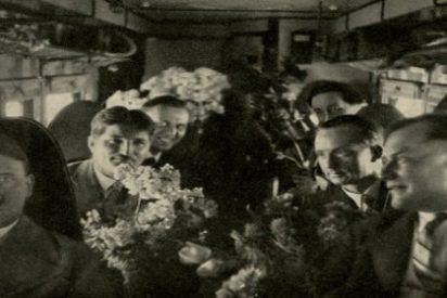 Las fotos inéditas de Hitler que se dejó un curioso abuelo en un ático cualquiera