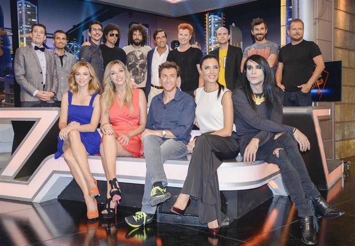 """""""El hormiguero"""" regresa renovado con su novena temporada"""