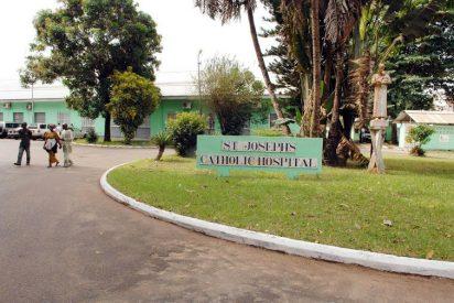 """San Juan de Dios considera """"una prioridad absoluta"""" garantizar la atención en el Hospital de Monrovia"""
