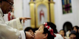 """Pietro Parolin: """"La Iglesia católica en China está viva y es activa"""""""