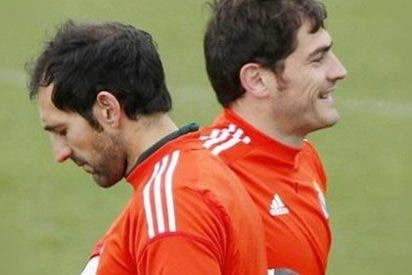 Las dudas de Iker Casillas en la portería hacen tambalearse los planes de Ancelotti en el Real Madrid