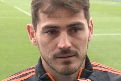 Iker Casillas y su inestabilidad psicológica preocupan seriamente al Real Madrid