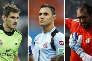 La marcha de Diego López del Real Madrid podría provocar también la de Iker Casillas