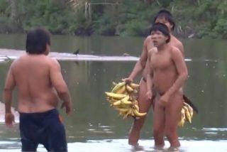 [Vídeo] El increíble primer encuentro de una tribu con la civilización en el Amazonas
