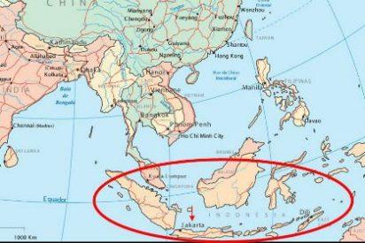 Dos españoles rescatados en el naufragio en Indonesia, pero podría haber otros españoles desaparecidos