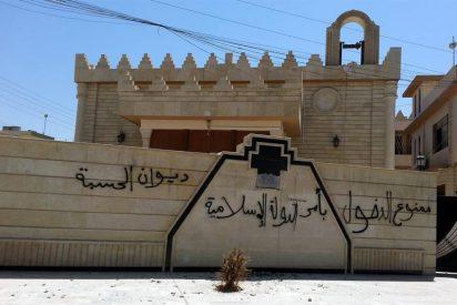 """Una iglesia de Erbil, campo de refugiados para los cristianos que huyen del """"Estado islámico"""""""