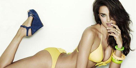 Irina Shayk disfruta del verano sin necesidad de Cristiano Ronaldo