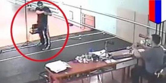 El adolescente que mata a su entrenador de un tiro en la cabeza 'en plan de broma'