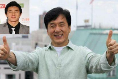 Jackie Chan teme por la vida de su hijo, a quien podrían condenar a muerte en China
