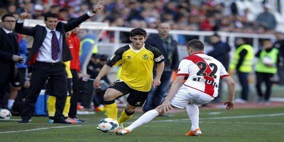 Franciso insiste en llevarse a Jairo al Almería