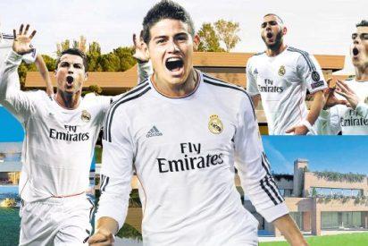 Ángel Di María deja sitio a James Rodríguez en el Real Madrid: Se marcha hoy al United por 80 millones de euros